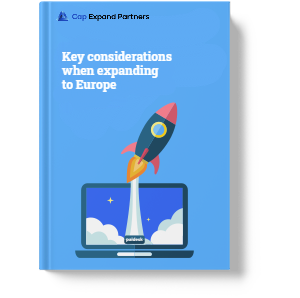 Cap Expand Partners guide Expand to Europe whitepaper Whitepapers